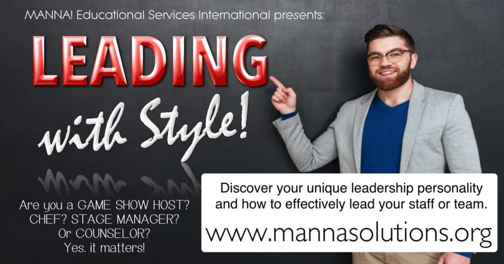 Leading With Style Workshop