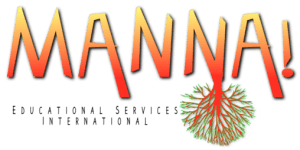 Manna! Educational Services Logo with Title