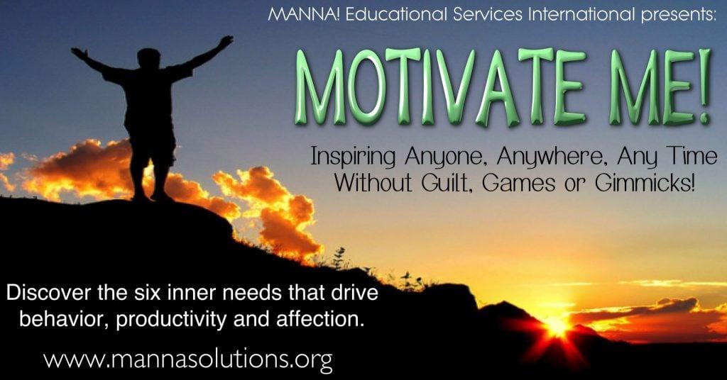 Motivate Me AD