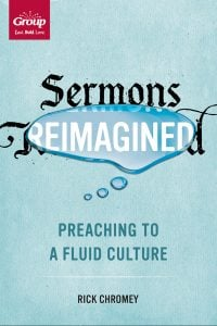Sermons Reimagined Cover