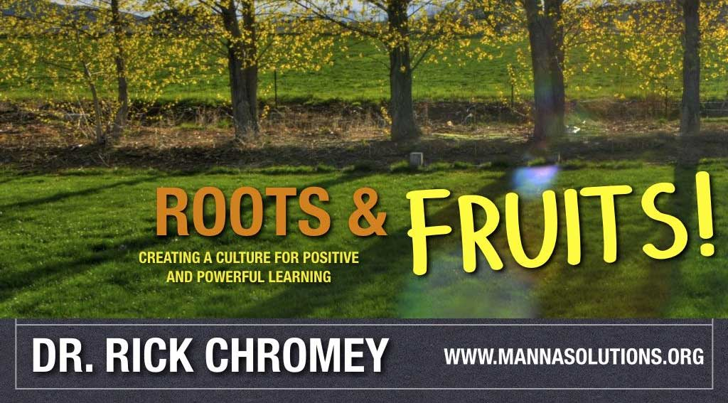 MANNA Solutions - Roots and Fruits Workshop