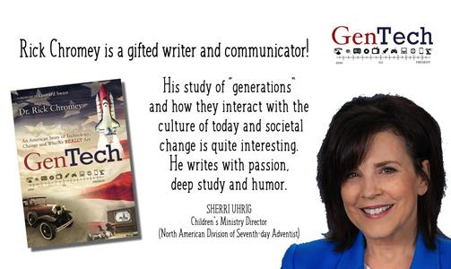 GenTech Testimonial - Sherri Uhrig