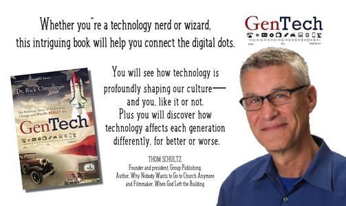 GenTech Testimonial - Thom Schultz