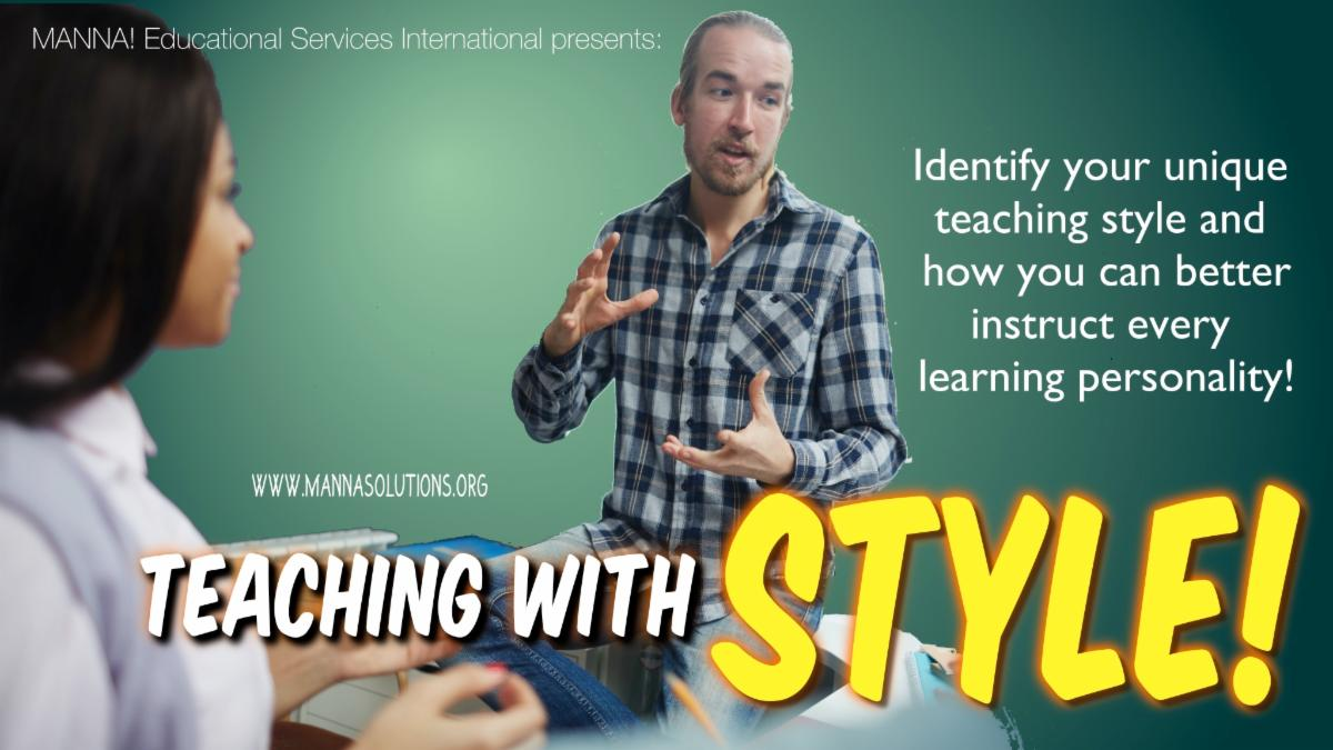 Teaching With Style AD