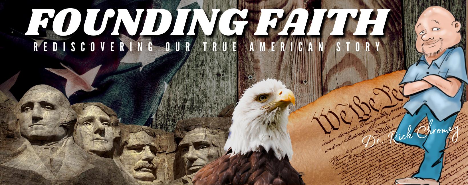 FACEBOOK Header Founding Faith