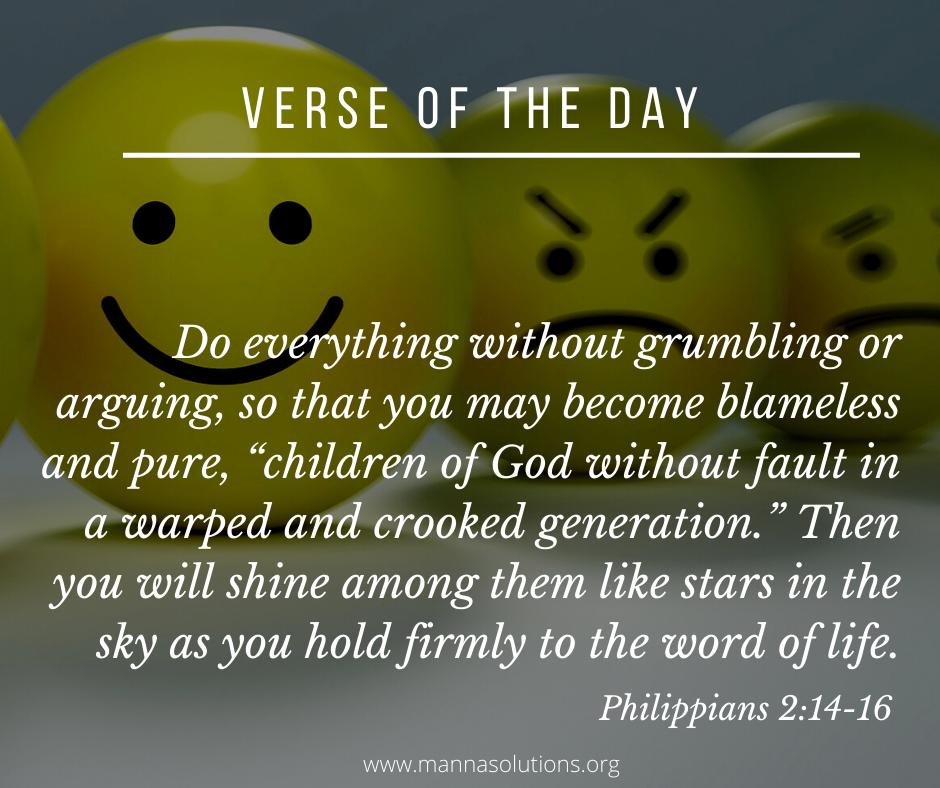 Philippians 2.14-16