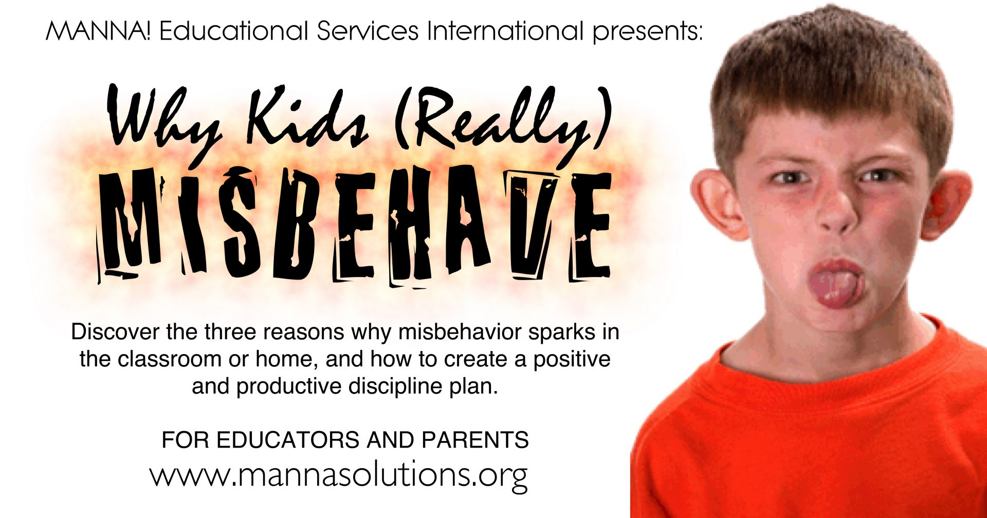 Why Kids Misbehave AD