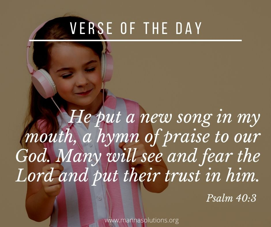 Psalm 40.3
