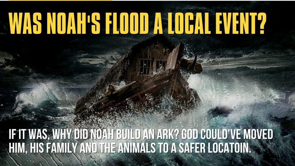 A Local Flood Objection #1