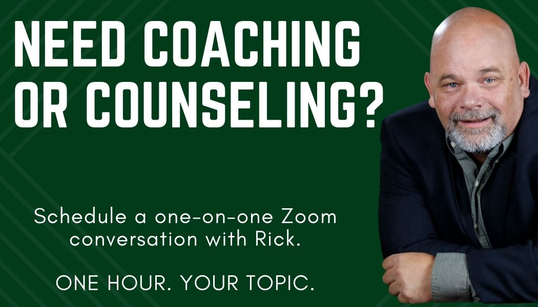 Coaching or Counseling Website Button