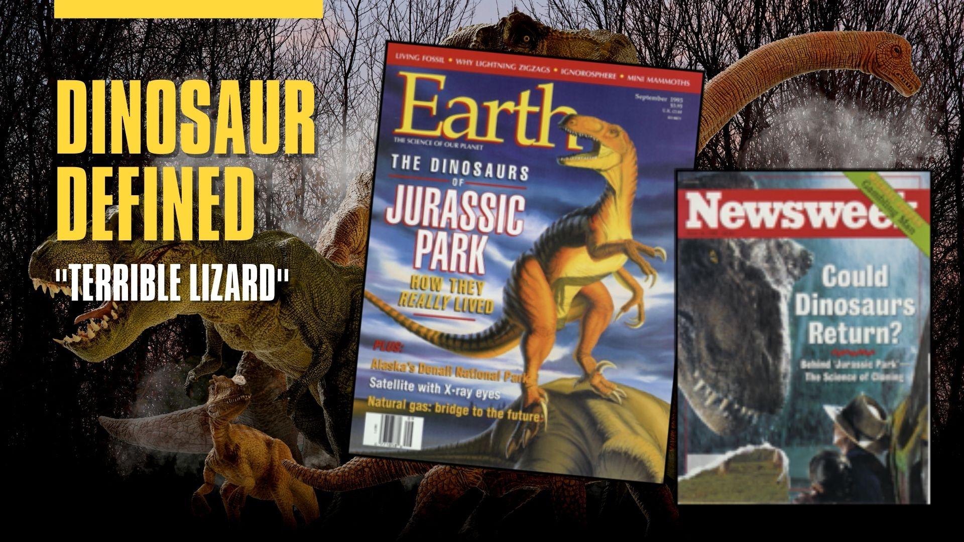 Dinosaur Defined