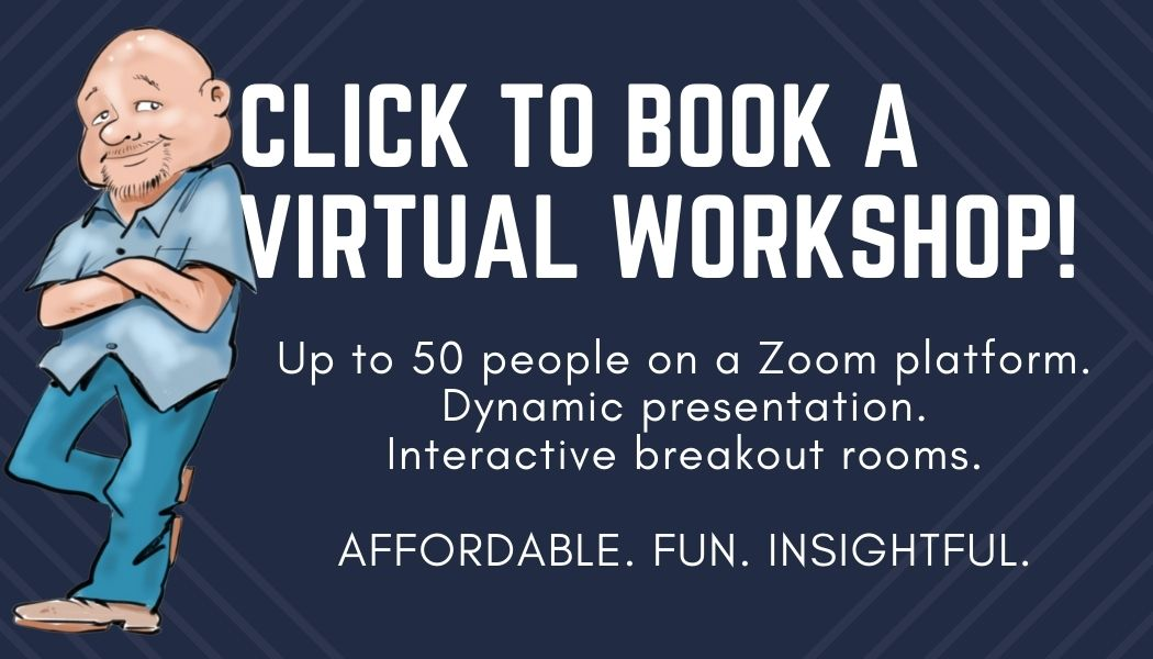 Virtual Workshop Website Button
